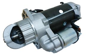 B0001231002U Starter Motor BOS Atego 9T Uni