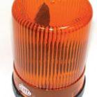A8126A lamp Amber Hella