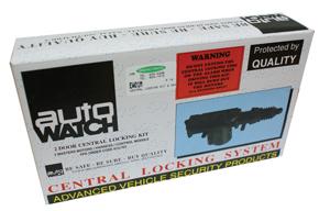 Auto Watch Central Locking System EW01M
