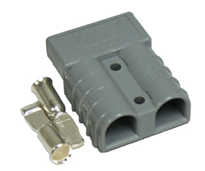 B090198050 Anderson Plug 50a Grey