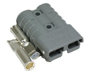 B090198060 Anderson Plug 175a Grey