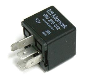 B090270012 Relay 2 5 Pin 87-87  Monark