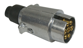 E11476 PLU 7Pin Trailer Plug-Male