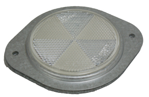 E3FC Reflector 75mm Clear-Metal