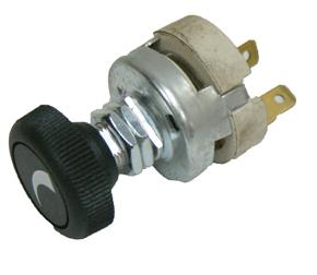 E7496-11 Switch Rot Rheostat 180 HM 2 P