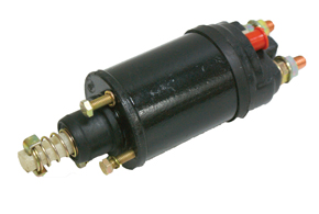 ESOL 4012 Solenoid TATA-FIAT STR with Plate