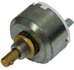 K584 ROTARY SWITCH OFF-ON-ON