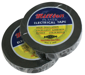 Million Plastic Electrical Tape