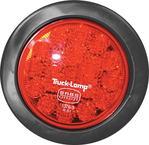 TLR2-4R Lamp 2-4 LED Red