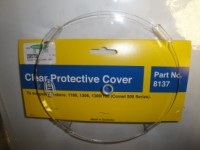 Z005750 Hella Clear protective cover