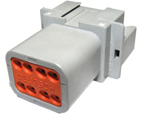 DT8FKIT-DEUTSCHE-PLUG-8-WAY-FEMALE
