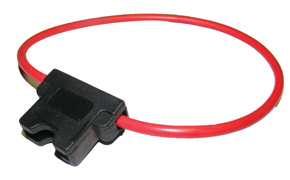 EFH100-FUSE-HOLDER-1-WAY-BLADE-WIRE
